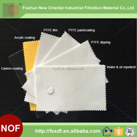 Factory direct sale Waterproof and oil proof needle punched filter cloth