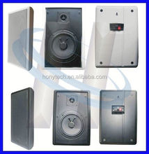 "full range speaker unit 10w public address system 5.25"" wall mount speaker"