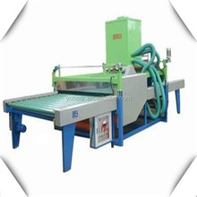 Automatic glass frosting machine/glass crusher machine