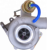 Jiamparts GT2560S 700716-5009S/8972089663 turbocharger for Engine ISUZU 4HE1XS