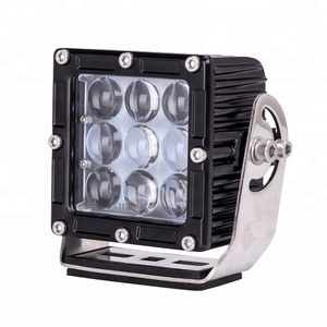 autombiles&motorcycles 2016 new products car auxiliary offroad led driving lighting 45W spot LED work light