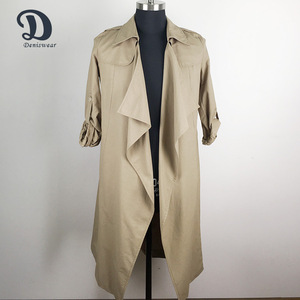 Low price coat medium sleeve new fashion ladies clothes