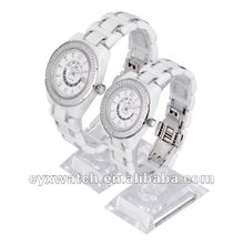 2012 Cheap Ceramic Nurse Watch Top Brand Lady Watch