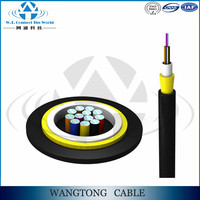 Telecommunication Access Building Fiber Optic Cable