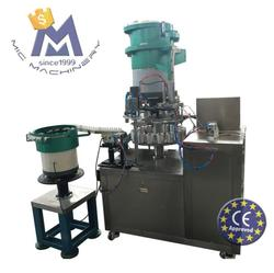 MIC G30 exported to Iran automatic cyanoacrylate adhesive super glue bottle filling capping machine