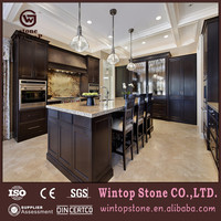 GCT0360 Hot Selling Prefab White Galaxy Granite Countertop