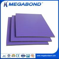 Super quality Aluminum ACP insulation board,waterresistant board