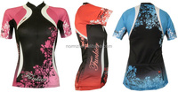 Fashion Women Cycling Jersey with High Quality and Cheap Price