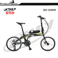 Custom 200W folding electric bike,foldable adult electric bicycle