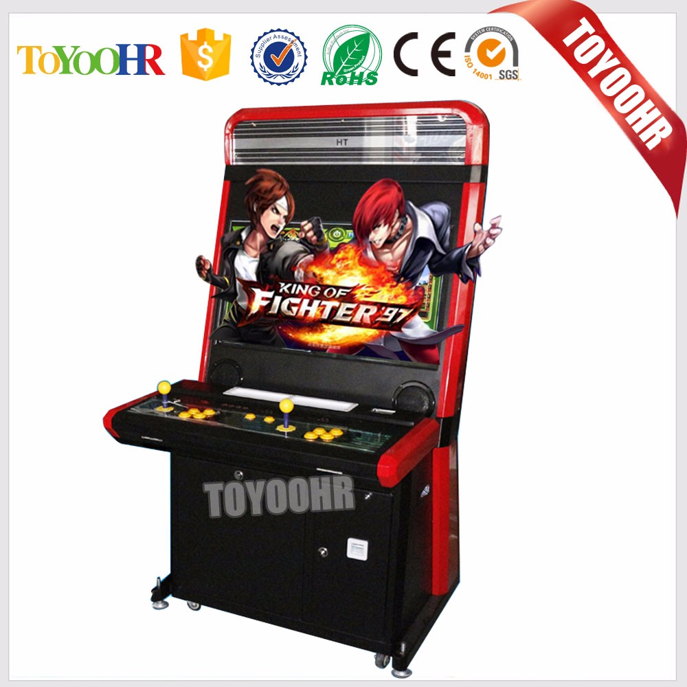 arcade console fighting video games, Arcade Games Coin Operated Pandora's Box 4S with arcade cabinet