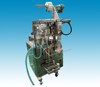small vertical packaing machine for soap/sachet water/fruit juice