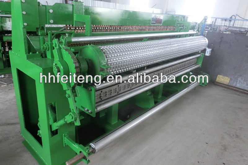 Folded Wire Net Welding Machinery
