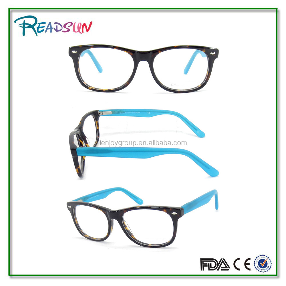 Prescription Acetate Eyewear Frames Eyewear Glasses