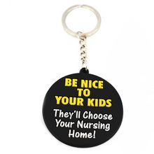 Latest product OEM quality fashionable promotional keychain with good prices