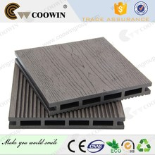 waterproof wood plastic composite plank/wpc deck plank/outdoor floor plank