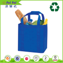 2017 most popular Recycled reusable customized laminated Nonwoven shopping jute bag