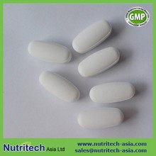 Chelated Calcium Magnesium Zinc Tablets Oem contract manufacturer