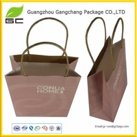 Manufactured In China New Design Nice Looking Custom Size Made Brown Paper Bags