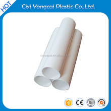 Cheap and Competitive price full form pvc pipe price per meter