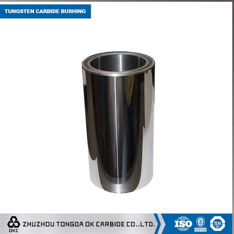 noncorrosive carbide bush rotating square tube bushing