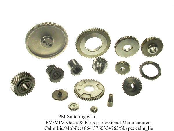 China Supplier Wholesale Powder Metallurgy Parts For Electric Tools, PM Gears