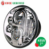 "New arrival hot sale 7"" Led headlight round 7 inch Headlight"