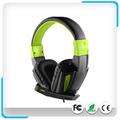 Wholesale Over-ear 3.5MM Wired Chat Headset For PS4 Controller PC Mobile Phones