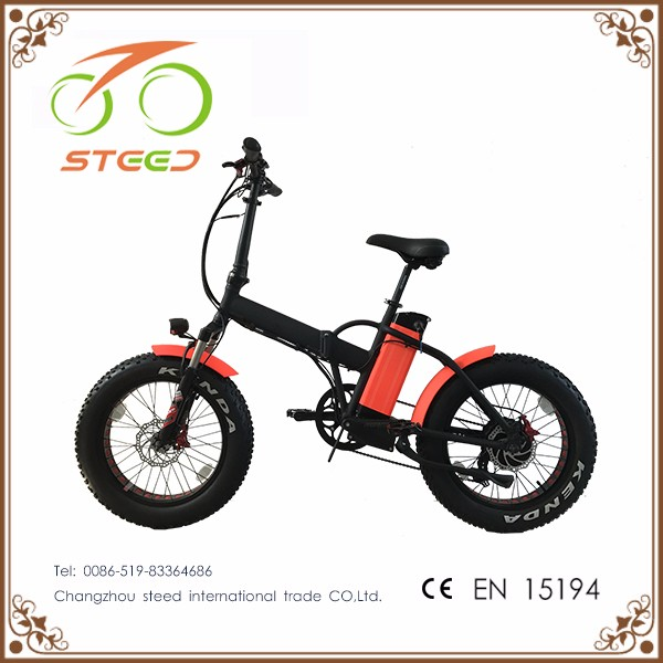 women 20 inch electric rocket motor 20inch folding e bike 500w 10ah