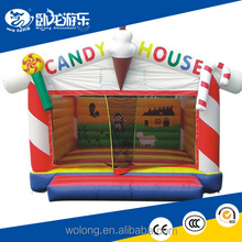 Inflatable bouncer playground, china manufacturer inflatable games