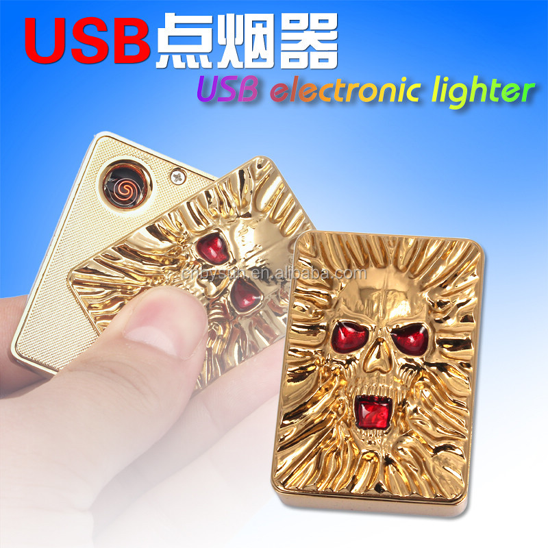 China alibaba factory bulk sale top quality cigarette usb lighter