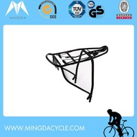bicycle rear carrier for disc