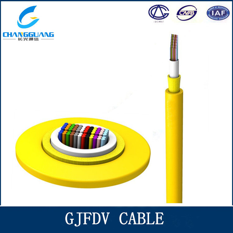 GJFDV Optical Fiber Cable indoor High-integarted Ribbon optic cable jumper