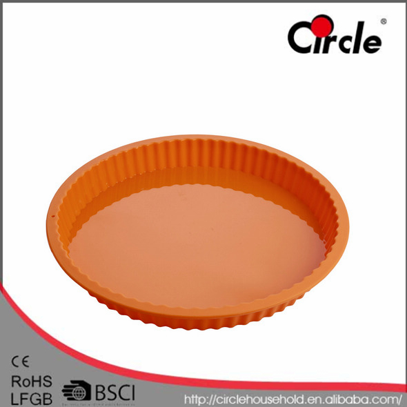 classic style silicone baking mould cake
