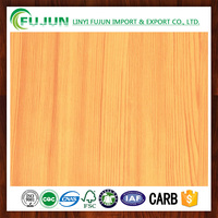 wood color pvc decorative film for furniture