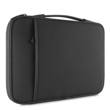 wholesale high quality new fashion custom Protective neoprene laptop Sleeve with Carry Handle and Zipped Storage