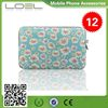 New waterproof canvas bag for 13 inch macbook pro sleeve for unisex CS-AV772(1)