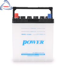 N36ah 38B20L 12v dry charged auto batteries best place to buy a car battery