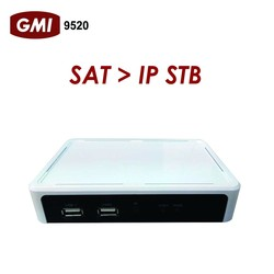 SAT IP receiver for Set Top Box