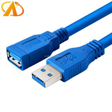 Data Extension Cable USB 3.0 Male to Female Data Sync Fast Speed Cord Connector for Laptop PC Printer Hard Disk