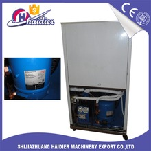 Bread Machine French Compressor Bakery Water Cooling Chiller Water Cooled Screw Chiller Price
