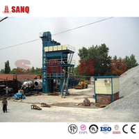 Best Price 72-96 t/h HXB1200 Asphalt Mixing Plant Asphalt Plant Wibau Asphalt Emulsion Plant