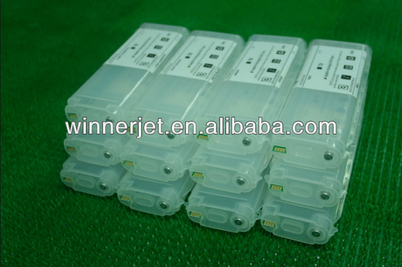 for HP DesignJet T770 T790 refill ink cartridge for HP