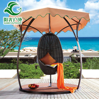 Factory Cheap Outdoor Swing Sets For Adults, Swing egg chair