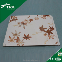 High quality China wholesale factory price white color false ceiling gypsum board in india