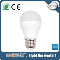 5w E27 high lunem manufacturing indoor led bulb
