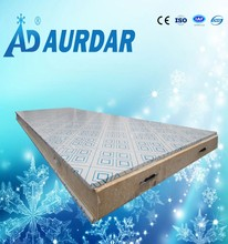 high quality camlock pu sandwich panel for cold room/freezer/chiller insulated panel