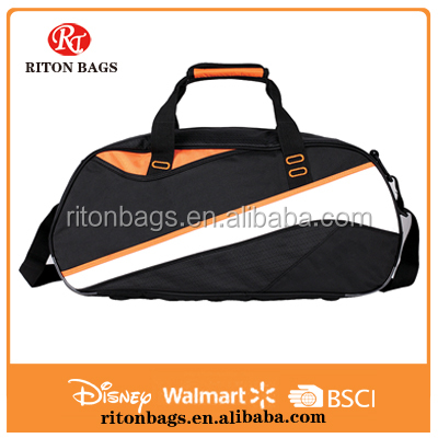 Classic Design Promotional Cheap 1200D Travel Bag Weekend Travel Bag