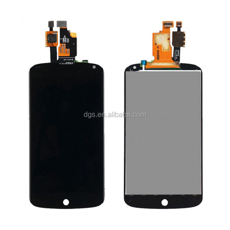 Mobile Phone & Accessories FOR LG Google Nexus 4 E960 LCD Touch Digitizer Screen Assembly Replacement Parts