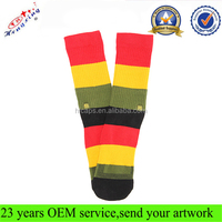 Fashion Cotton Knitted Men Bulk Wholesale Custom Sport Sock