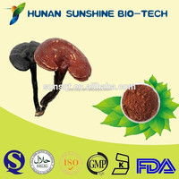 Enhance life span Free samples Chinese lucid ganoderma extract powder /Reishi Mushroom Extract/Ganoderma Extrat capsule